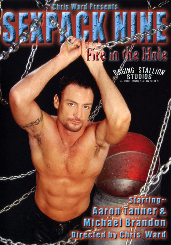 Sexpack Nine: Fire in the Hole DVD - Front