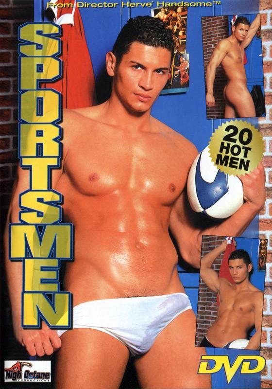 Sportsmen DVD - Front