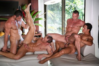 Orgies Part 1 DVD - Gallery - 001