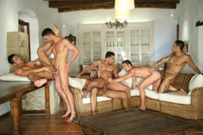 Orgies Part 1 DVD - Gallery - 005