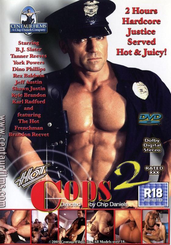 Hot Cops 2 DVD - Front