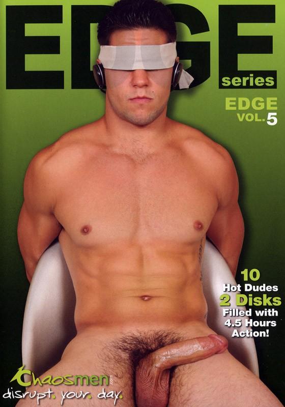 Edge Vol. 5 DVD - Front