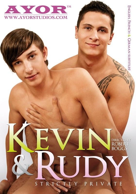 Kevin & Rudy DVD - Front