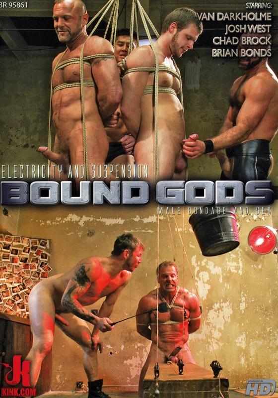 Bound Gods 19 DVD (S) - Front
