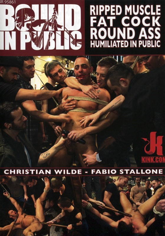 Bound In Public 9 DVD (S) - Front