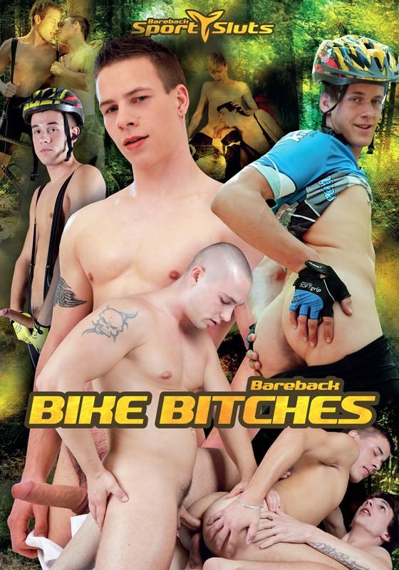 Bareback Bike Bitches DVD - Front