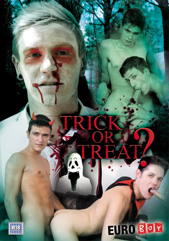 Trick or Treat DVD - Front