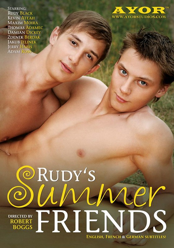 Rudy's Summer Friends DVD - Front