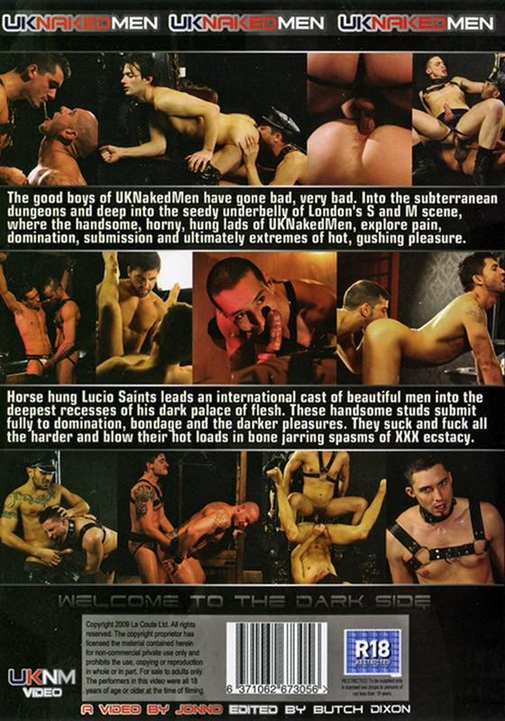 Inner Sanctum DVD - Back