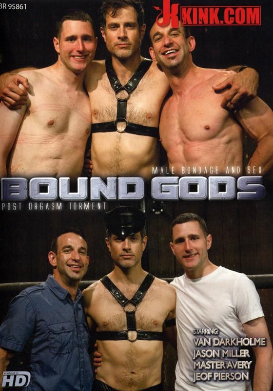 Bound Gods 2 DVD (S) - Front