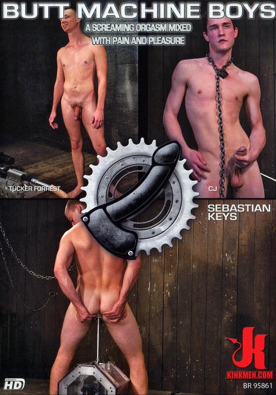 Butt Machine Boys 14 DVD (S) - Front