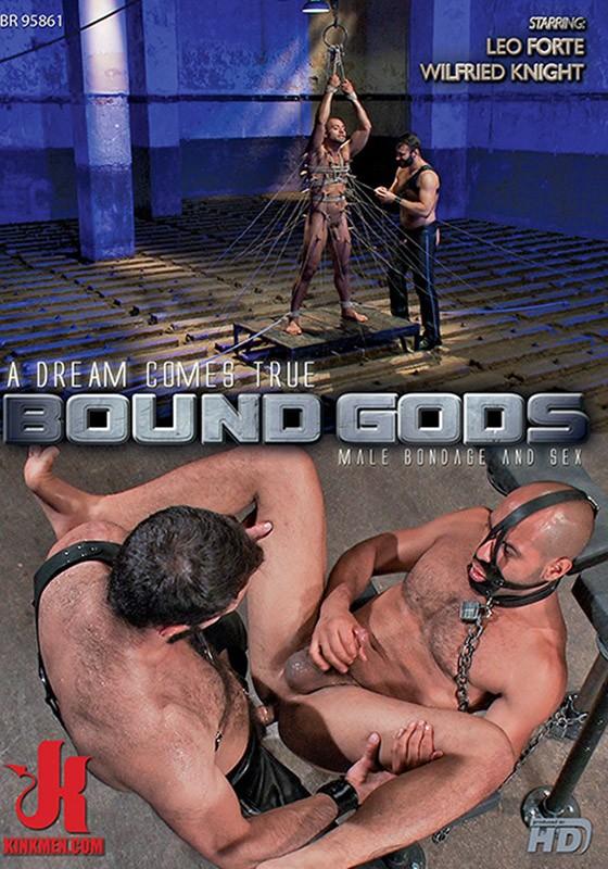 Bound Gods 25 DVD (S) - Front