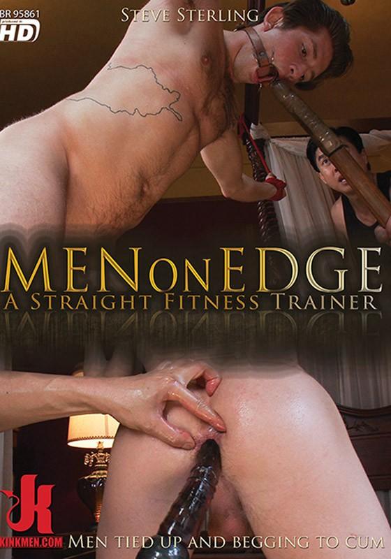 Men On Edge 1 DVD (S) - Front
