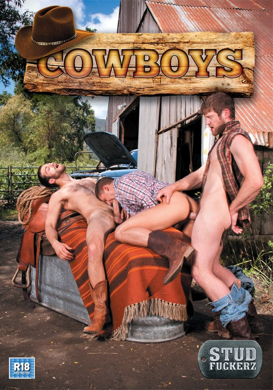 Cowboys DVD - Front