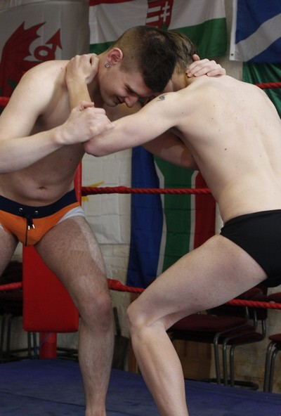 Raw Wrestling with Cameron Matthews DVD - Gallery - 001
