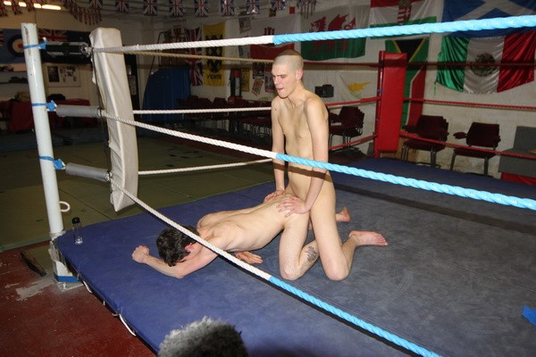 Raw Wrestling with Cameron Matthews DVD - Gallery - 003