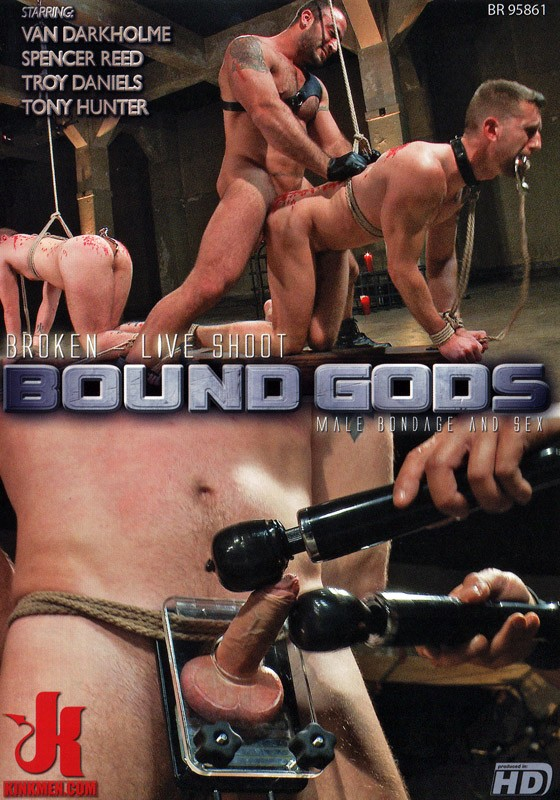 Bound Gods 26 DVD (S) - Front