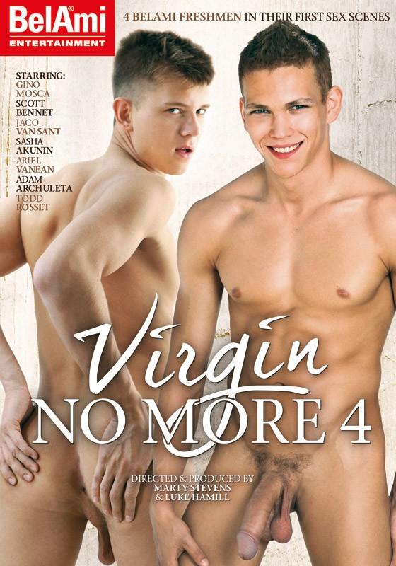 Virgin No More 4 DVD - Front