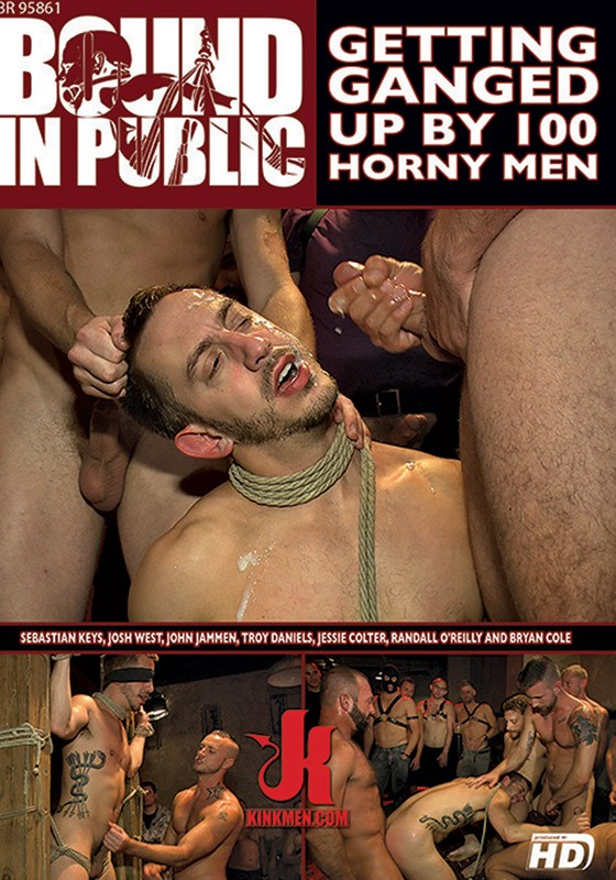Bound In Public 28 DVD (S) - Front