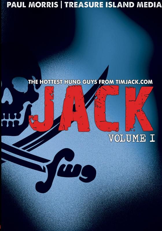 Jack Volume 1 DVD - Front