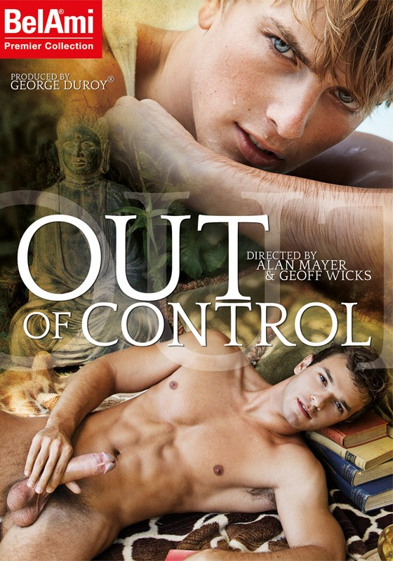 Out of Control (Bel Ami) DVD - Front