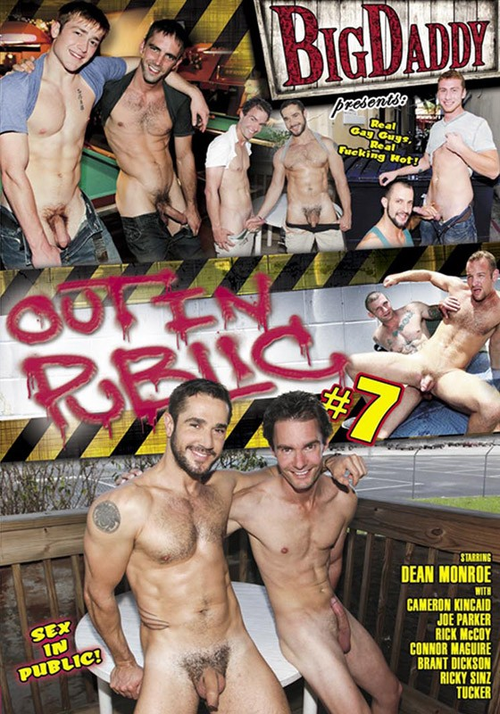 Out In Public 7 DVD - Front