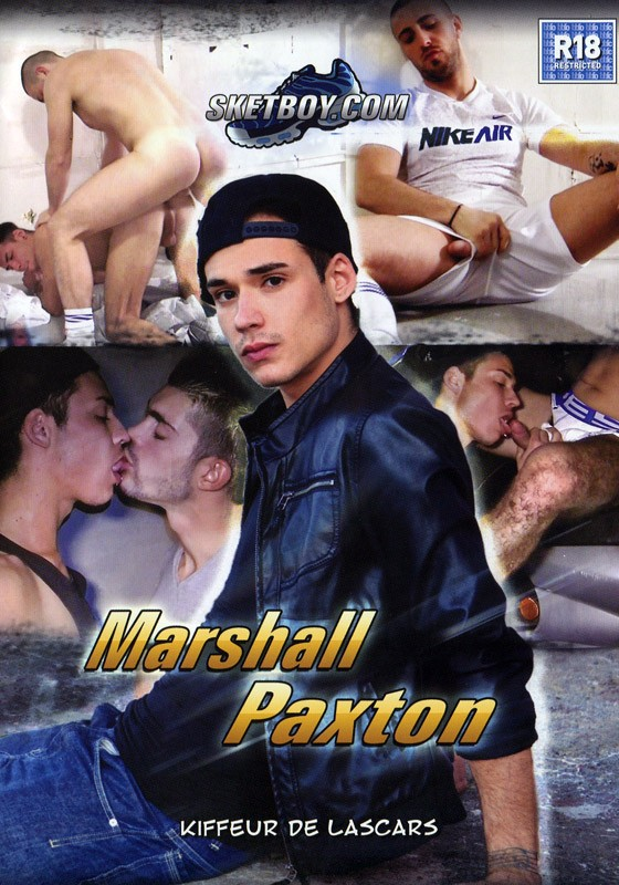 Marshall Paxton DVD - Front