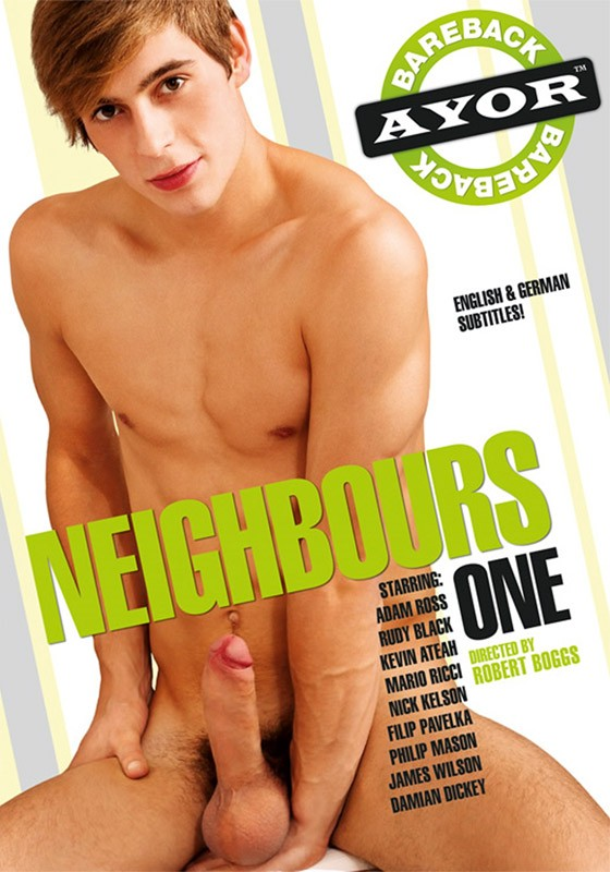 Neighbours Part 1 DVD - Front