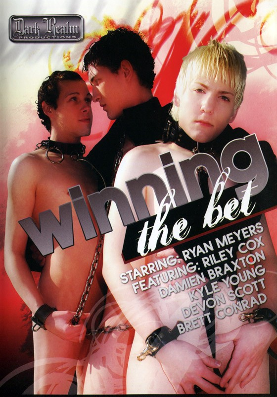 Winning The Bet DVD - Front