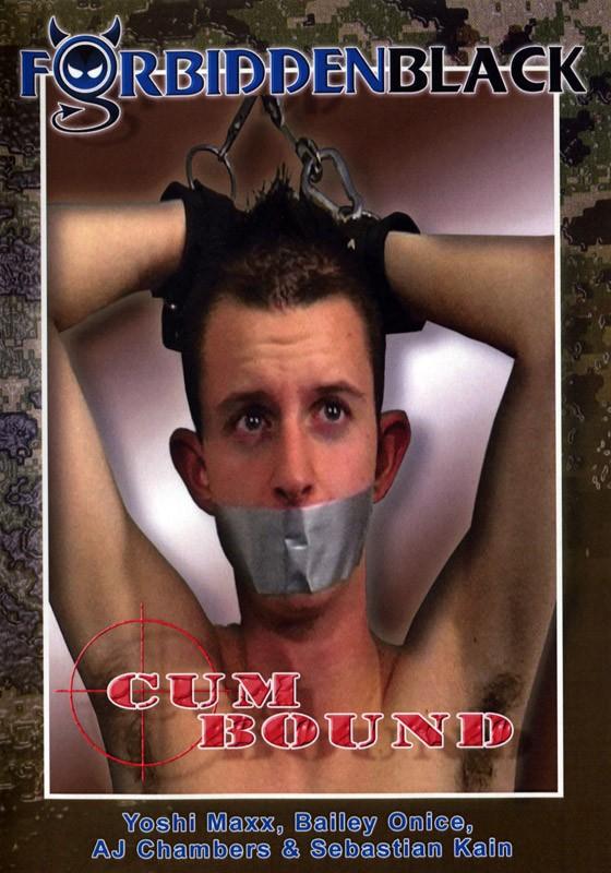 Cum Bound DVD - Front