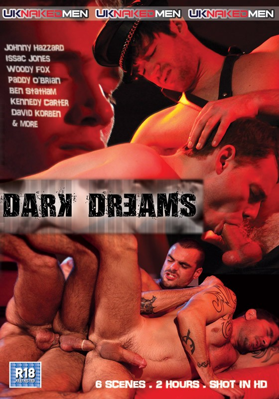 Dark Dreams DVD - Front