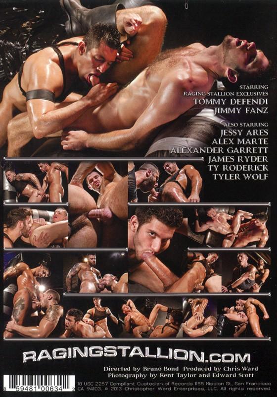 Heretic DVD - Back