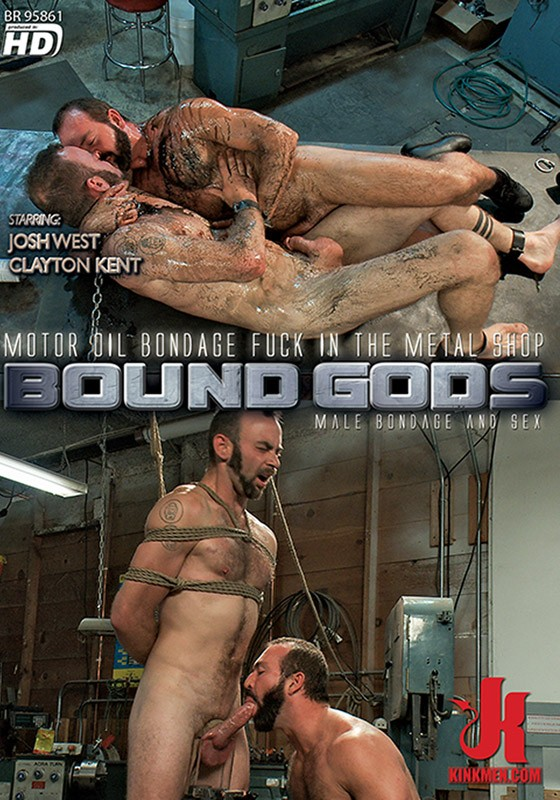 Bound Gods 31 DVD (S) - Front