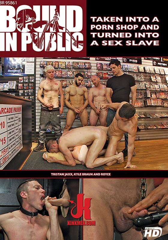 Bound In Public 35 DVD (S) - Front