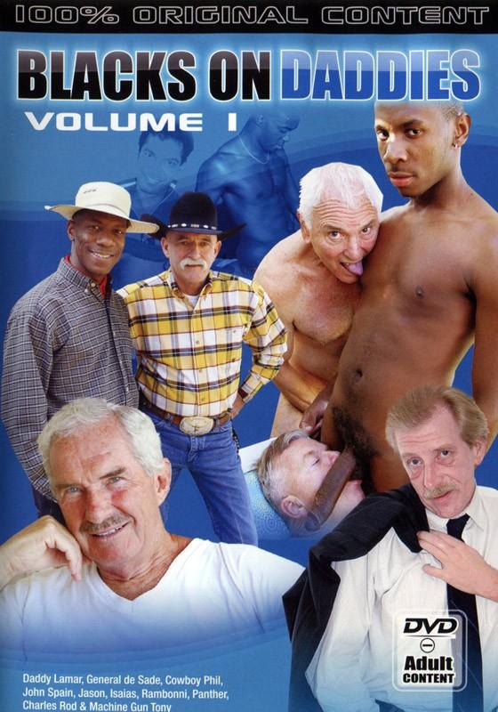 Blacks on Daddies Vol. 1 DVD - Front