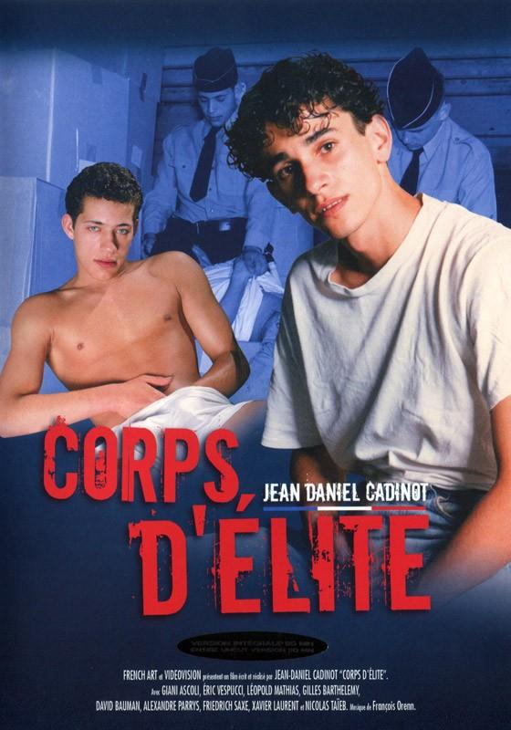 Corps d'Elite DVD - Front