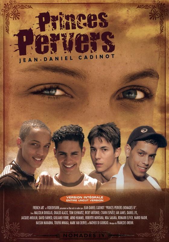 Princes Pervers DVD - Front