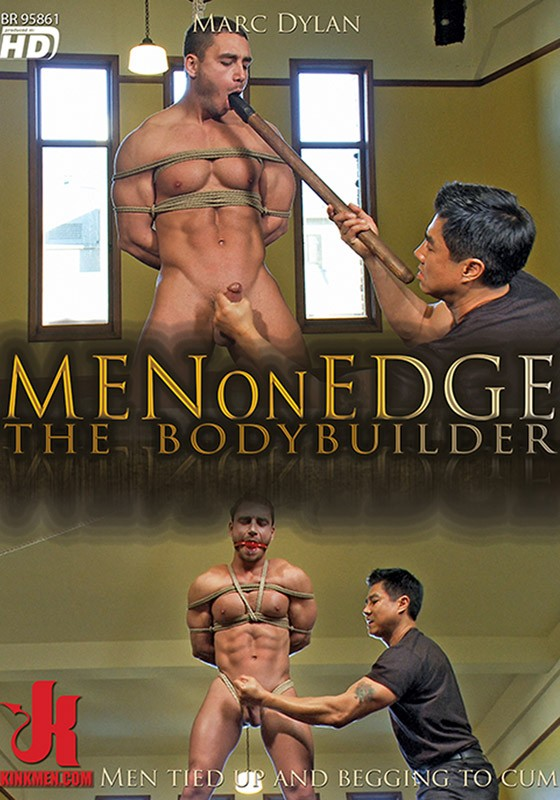 Men On Edge 9 DVD (S) - Front