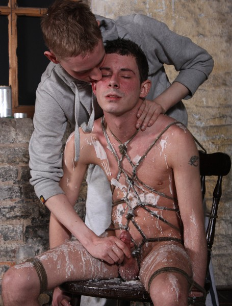 Boynapped 19: Piss Thirsty Sluts DVD - Gallery - 014
