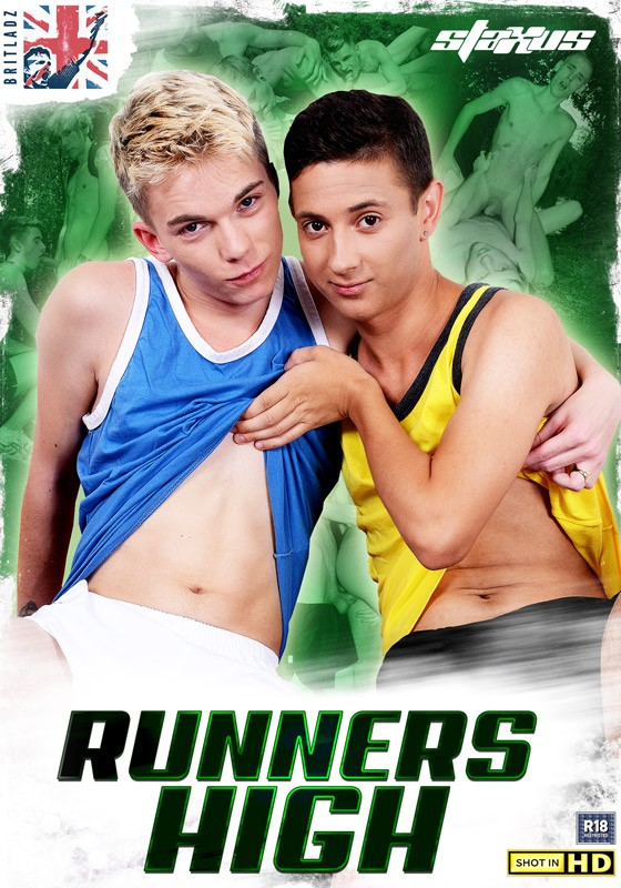 Runners High DVD - Front