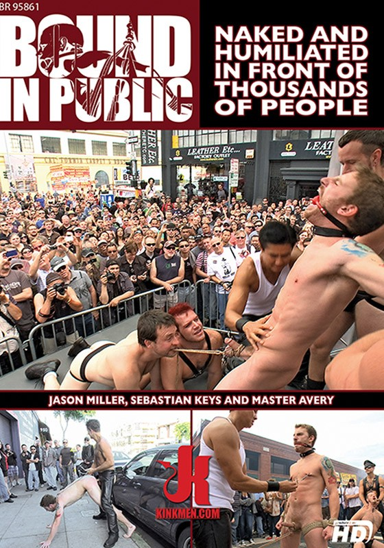 Bound In Public 42 DVD (S) - Front
