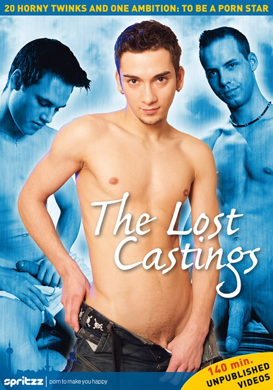 The Lost Castings DVD - Front