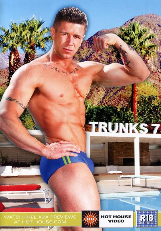 Trunks 7 DVD - Front