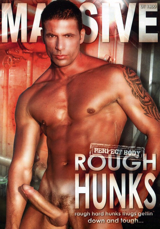 Rough Hunks DVD - Front