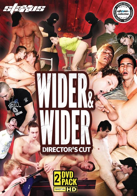 Wider & Wider DVD - Front