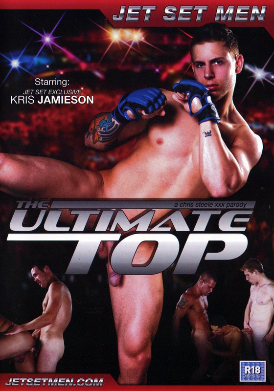 The Ultimate Top DVD - Front