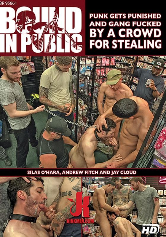 Bound In Public 43 DVD (S) - Front