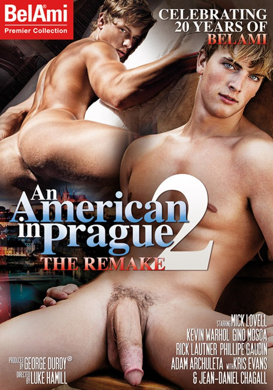 An American In Prague - The Remake 2 DVD - Front