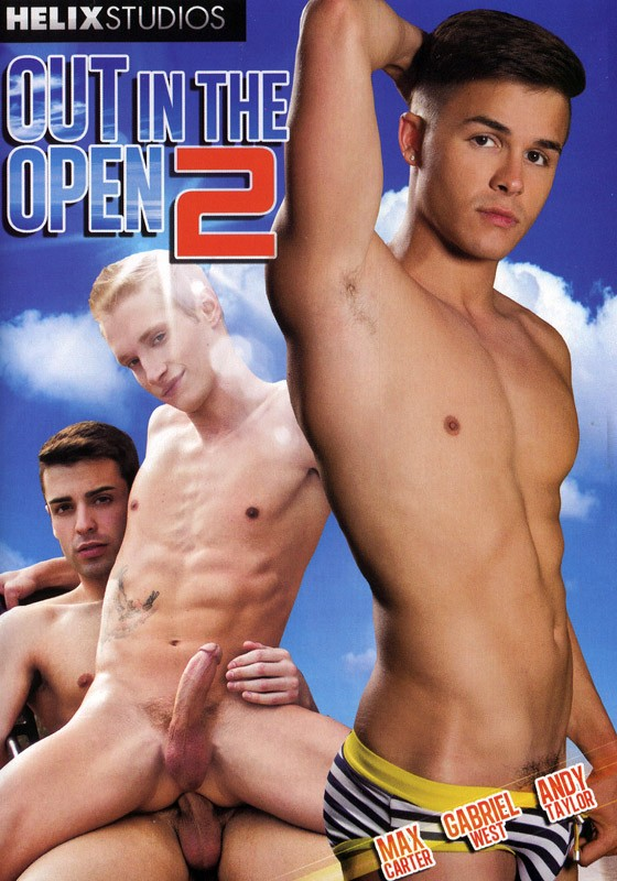 Out In The Open 2 DVD - Front