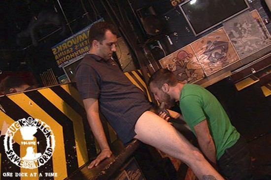 Suck Dick Save The World 4 DVD - Gallery - 008